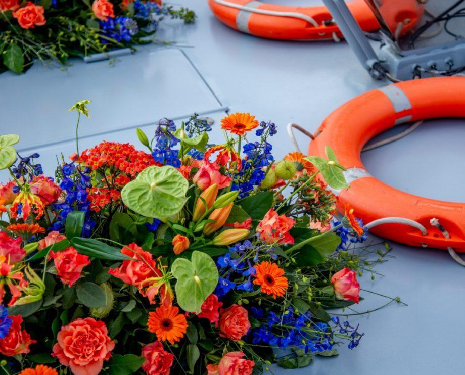 Bloemen Bevrijdingsdag